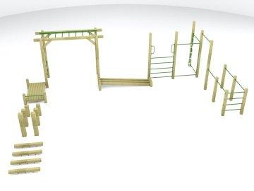 Diş Mekan Park Gruplarimetal Oyun Parki