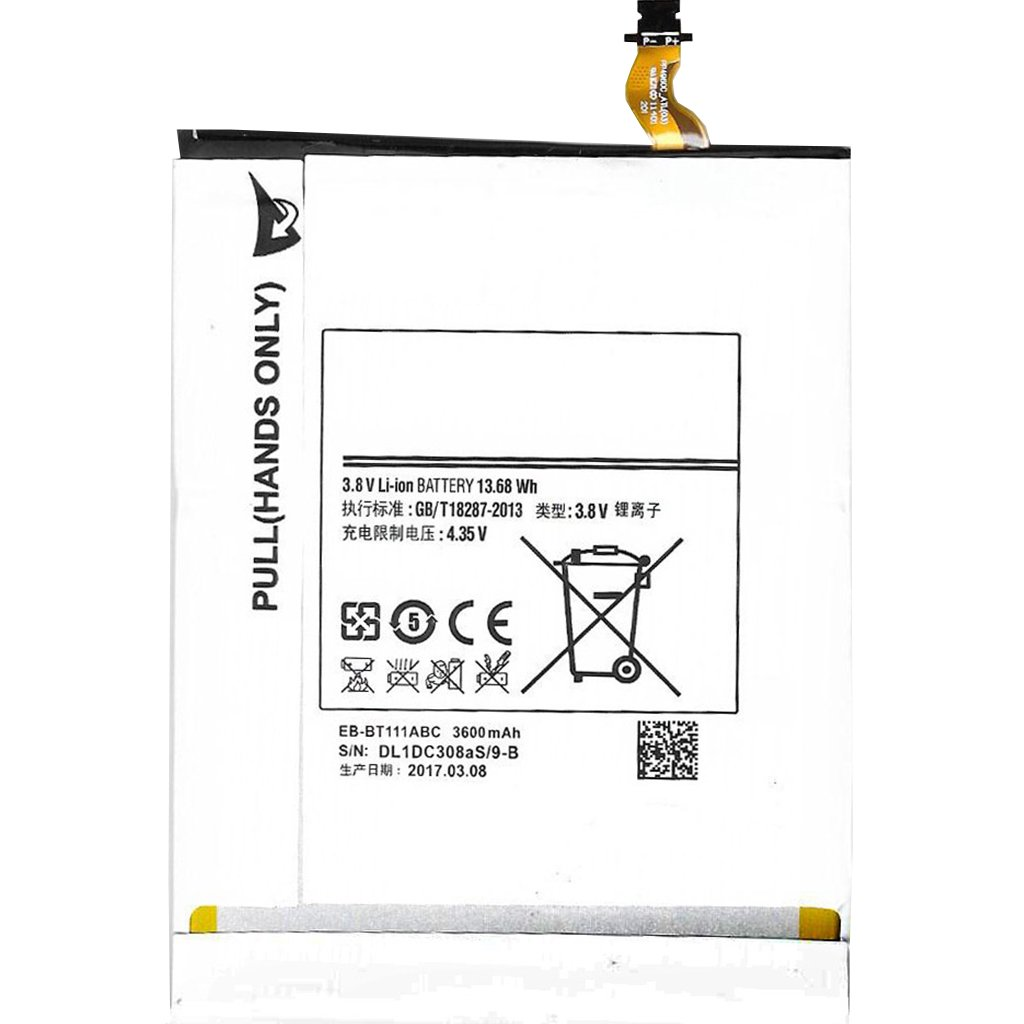 Samsung Galaxy Tab 3 SM-T113 Batarya Pil