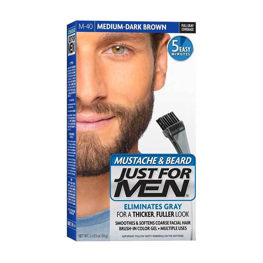 Just For Men Sakal & Bıyık Boyası - Orta Koyu Kahve Satın Al