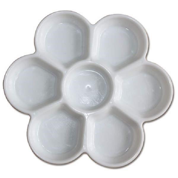 Conda Porselen Palet 9 Cm 7 Oluklu - 28,00 TL | Hakikat Kırtasiye