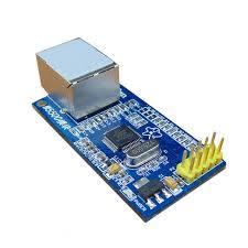 SPI Ethernet TCP/IP 51/STM32
