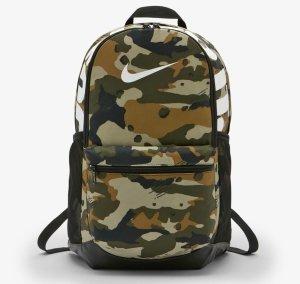 465acc8f31b5d Nike Brasilia M Backpack Sırt Çantası Bilgisayar Bölmeli BA5973-209 Camo