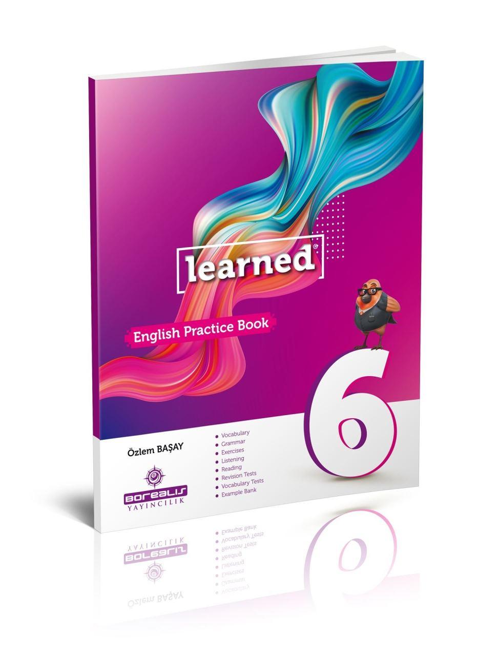 6.Sınıf Learned Paragraphs & Dıalogues Borealis Yayıncılık