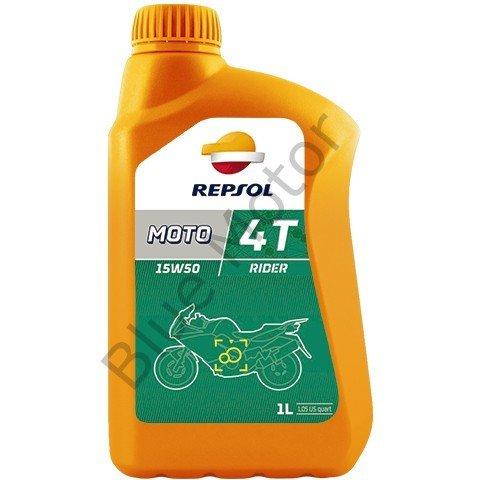 REPSOL MOTO RIDER 4T 15W50 1LT MOTOR YAĞI