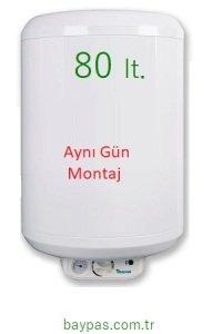 Aqua konfor 80 litre Termosifon
