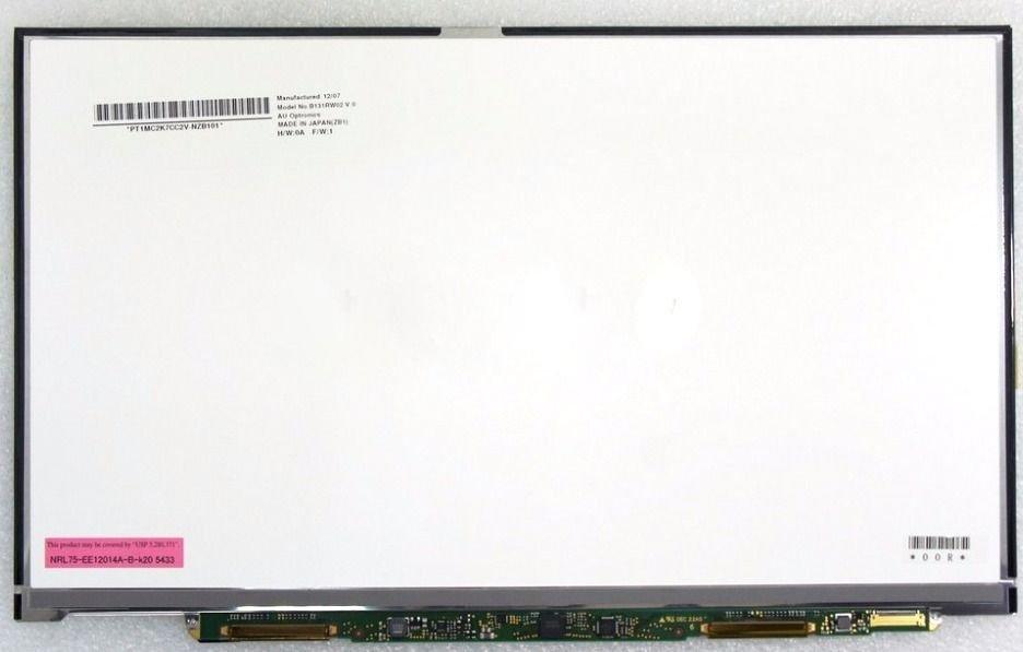 SONY B131RW02 V0 V0 LT131EE12000 1600x900 VPC Z1 VPCZ1