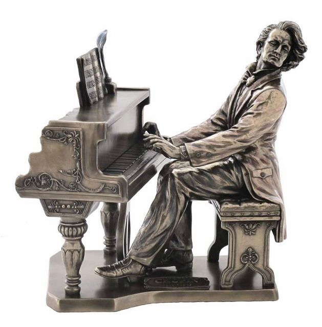 PİYANO ÇALAN ADAM Chopin | Müzisyen Biblo