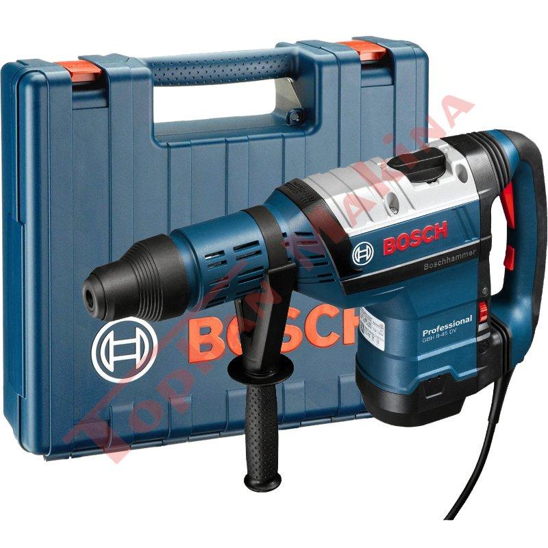 Bosch Professional GBH 8-45 DV Kırıcı Delici