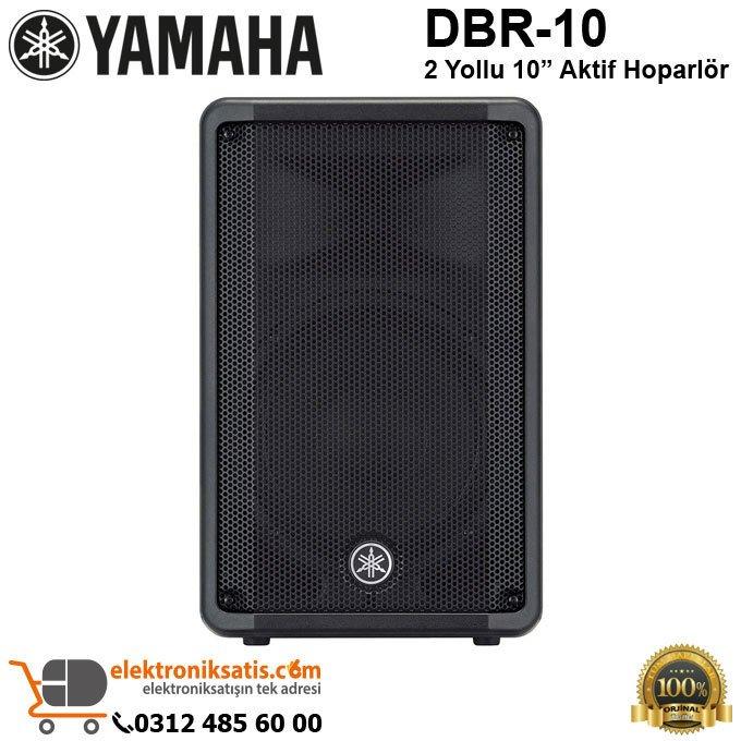 Yamaha DBR-10 Aktif Hoparlör