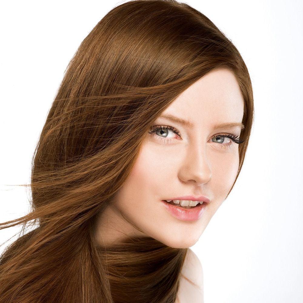 Natural Colors 6ca Karamel Organik Saç Boyası