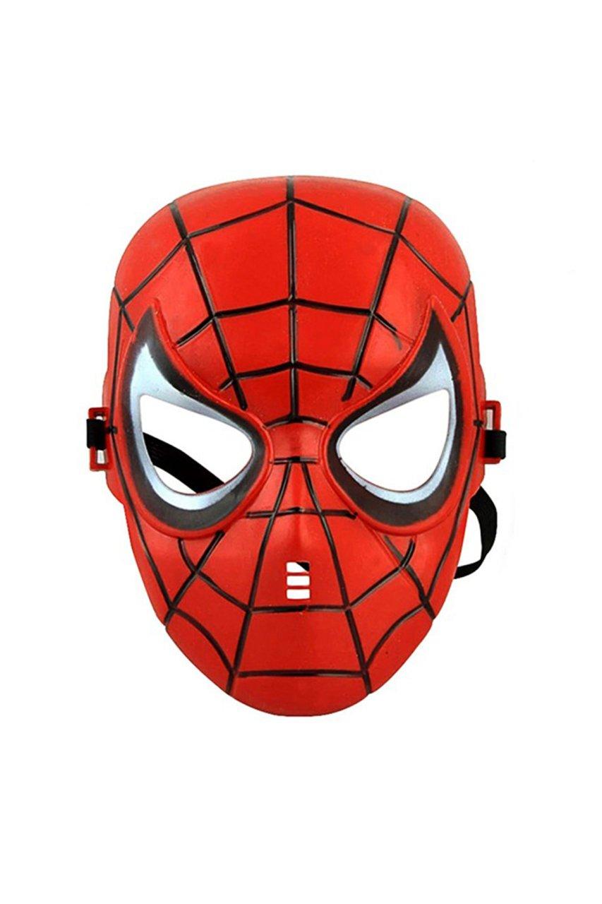 Spiderman Orumcekadam Plastik Maske
