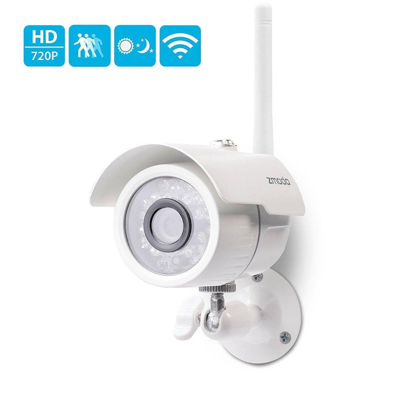 Zmodo 720p HD Outdoor Home Wireless Security Surveillance Video C