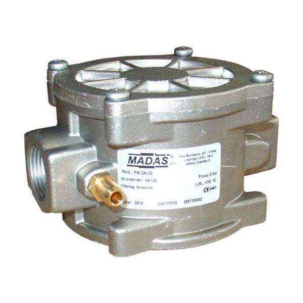 madas фильтр газовый