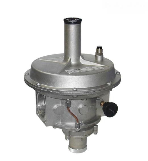 Комбинированный регулятор давления газа MADAS RG/2MB