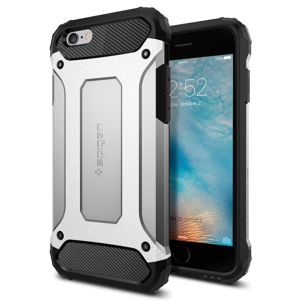 iphone 6 6s k l f spigen tough armor tech   spigen