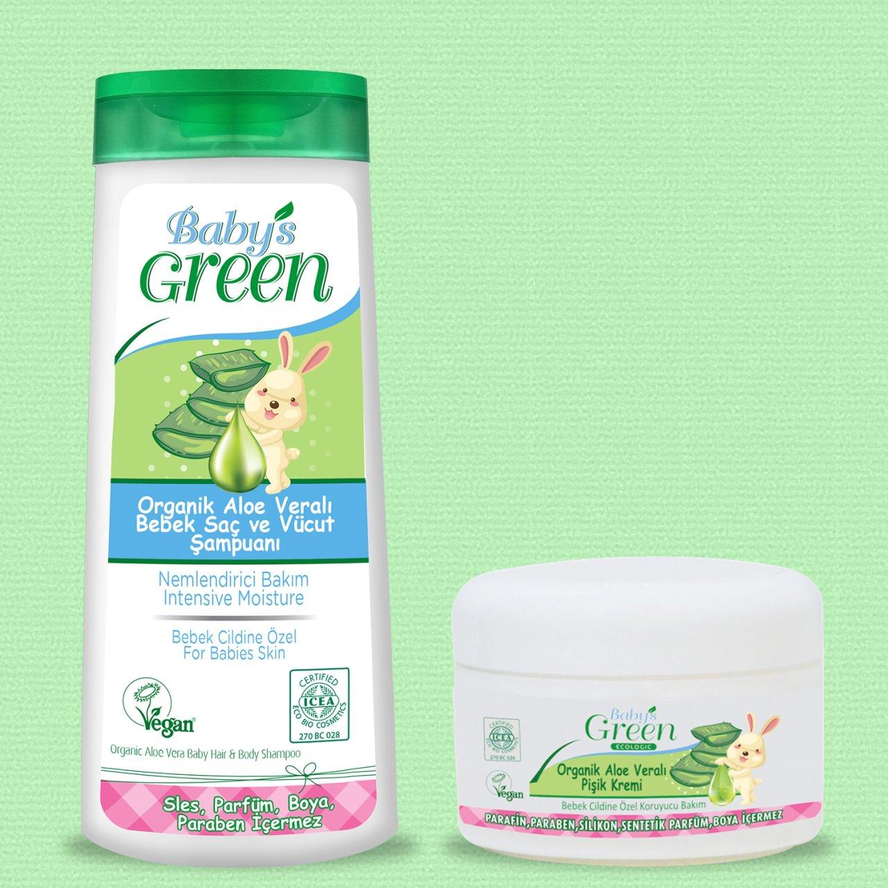 Bebekler için Shea yağlı ve Hindistan cevizli organik krem yapımı