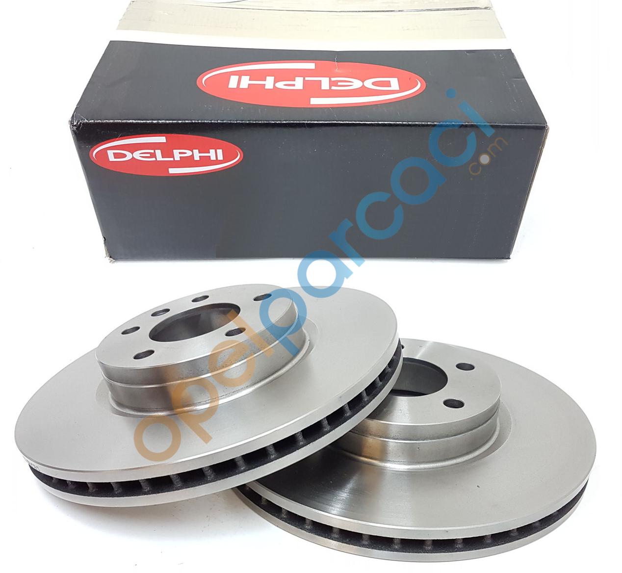 Opel Insignia Arka Fren Disk Takımı 17'' - 18'' Jant Disk Çapı 315 mm