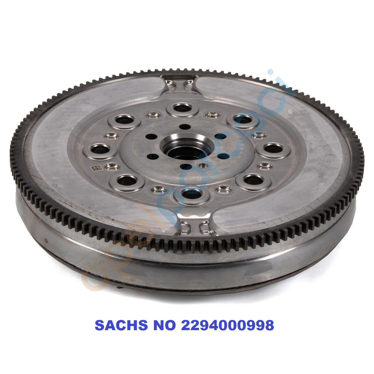 Opel Zafira C 1.6 Turbo Benzinli Takviyeli Volan SACHS 2294000998