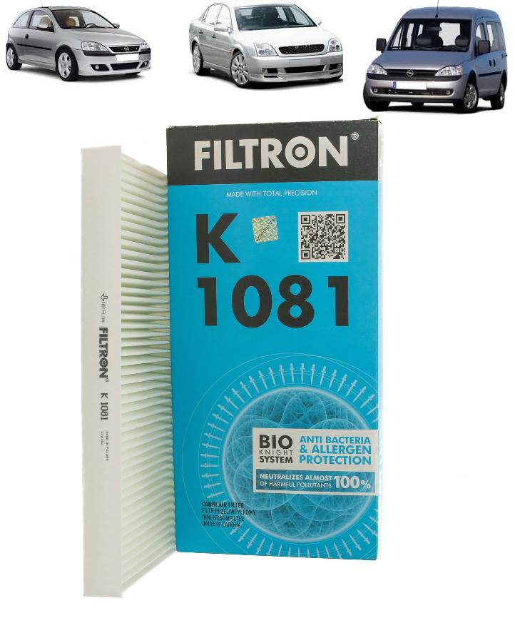 Opel Combo C Polen Filtresi Filtron
