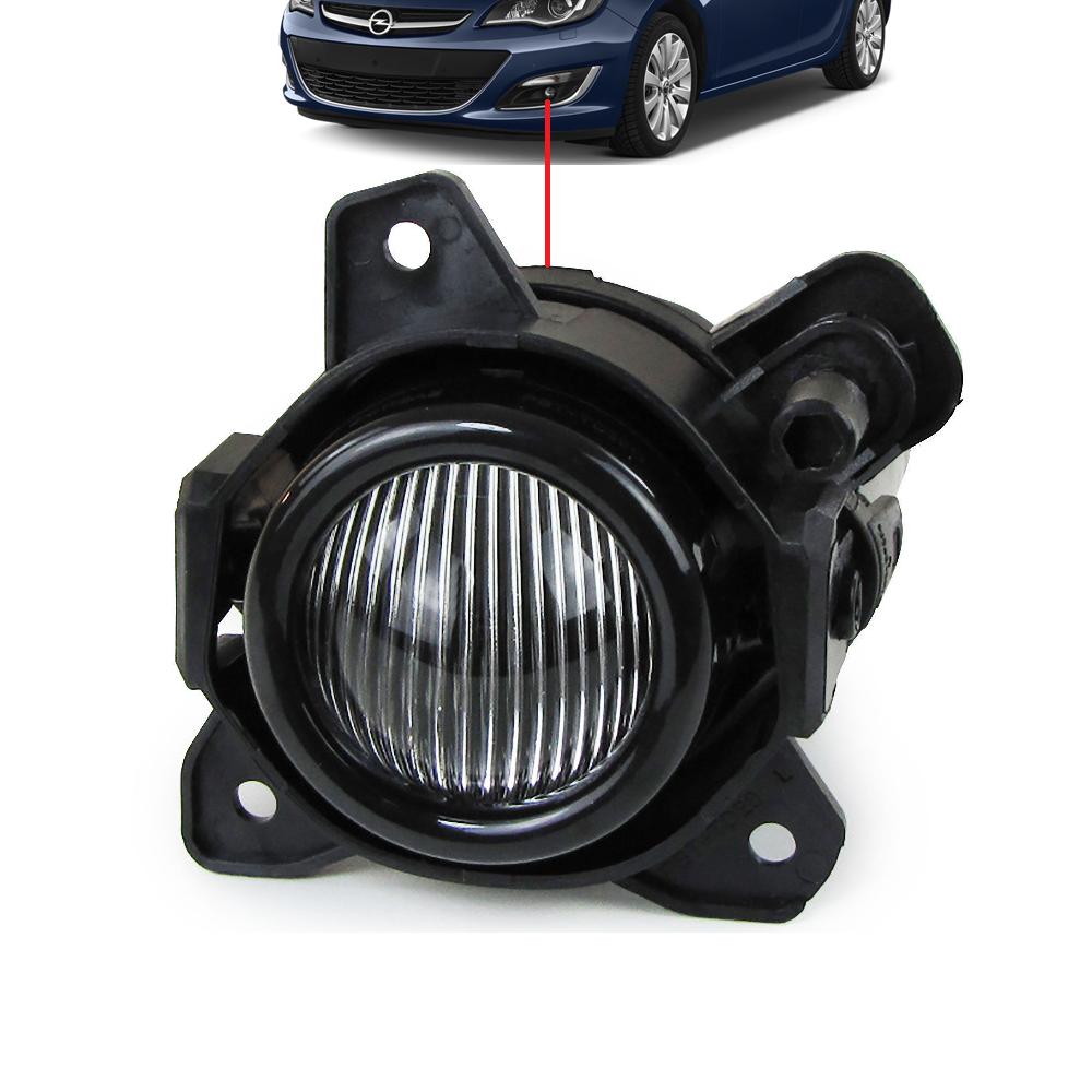 Opel Astra J Sis Farı SOL 2012 Model Sonrası Mercekli