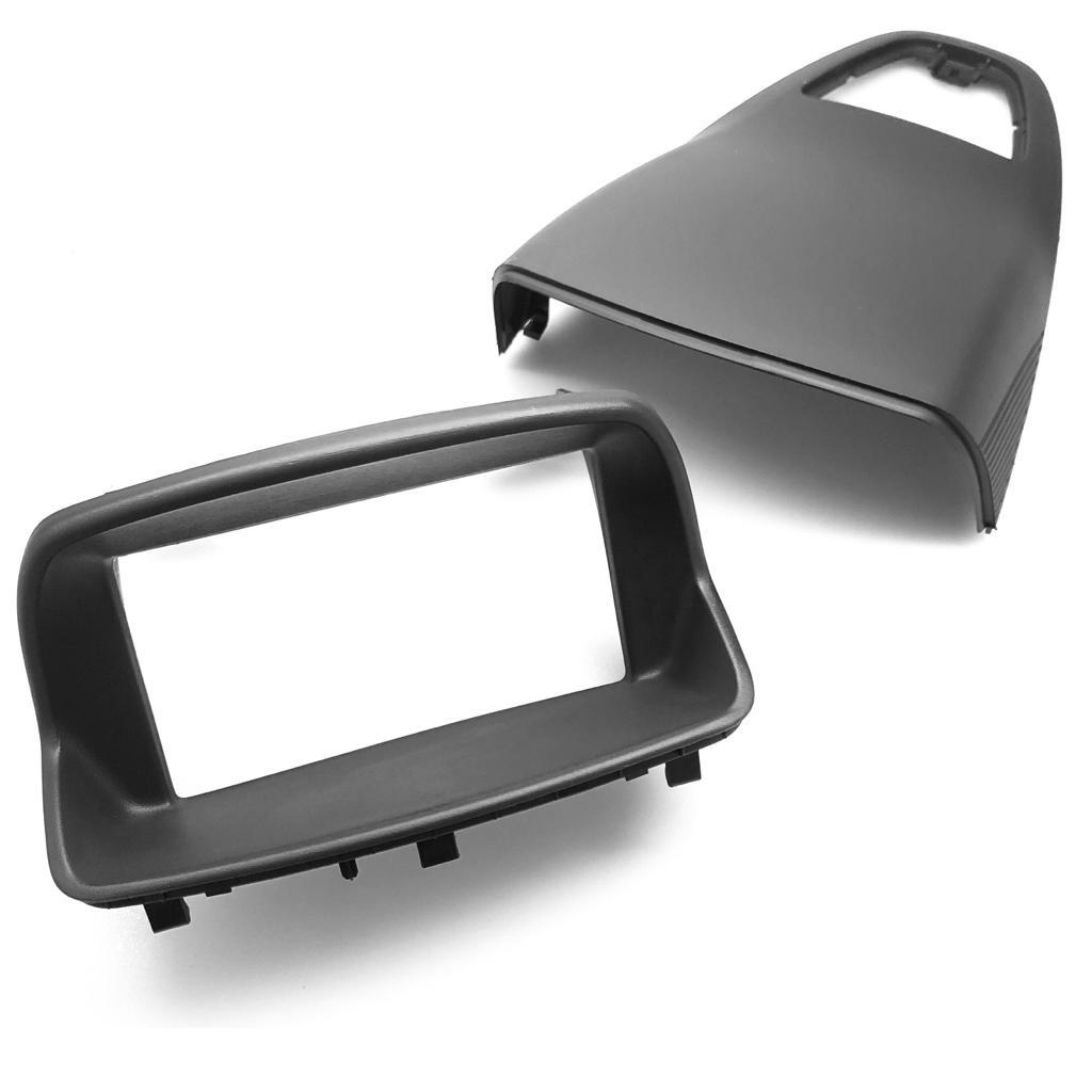 Opel Corsa D Opc Navigasyon Ekran Çerçevesi ve Kapağı Orijinal Gm