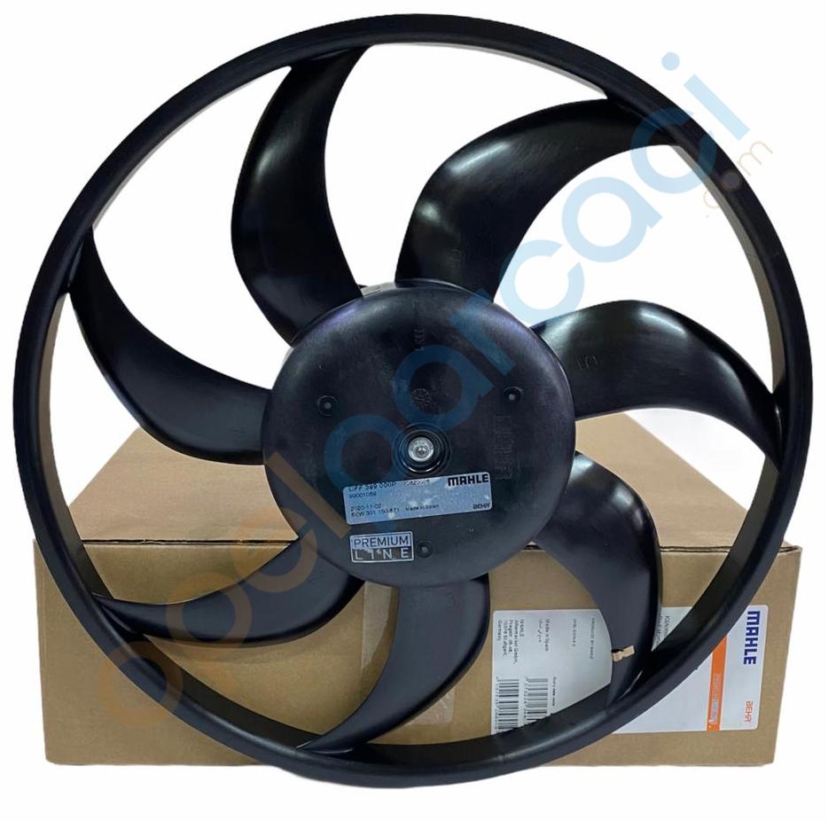 Opel Corsa D Fan Motoru 1.2 - 1.4 Motorlara Uyumlu BEHR