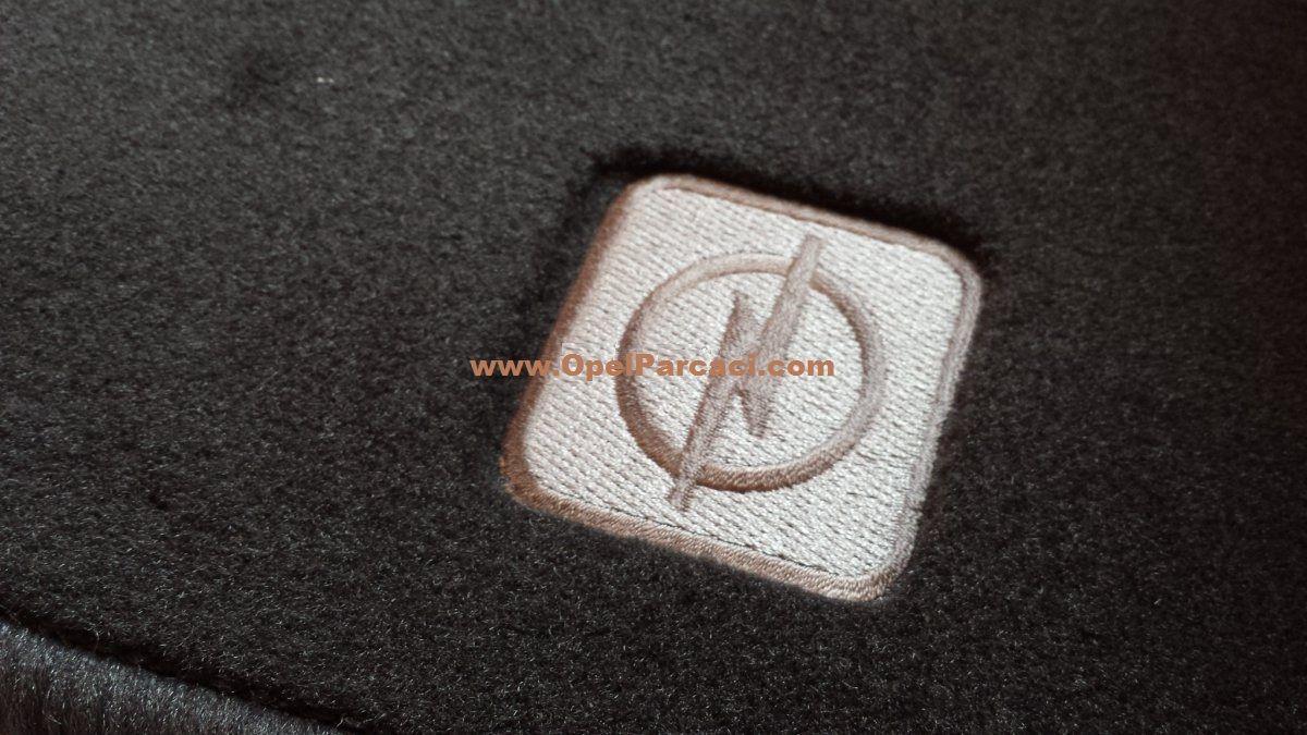Opel Astra H Velur Halı Paspas Takımı ORIJINAL GM