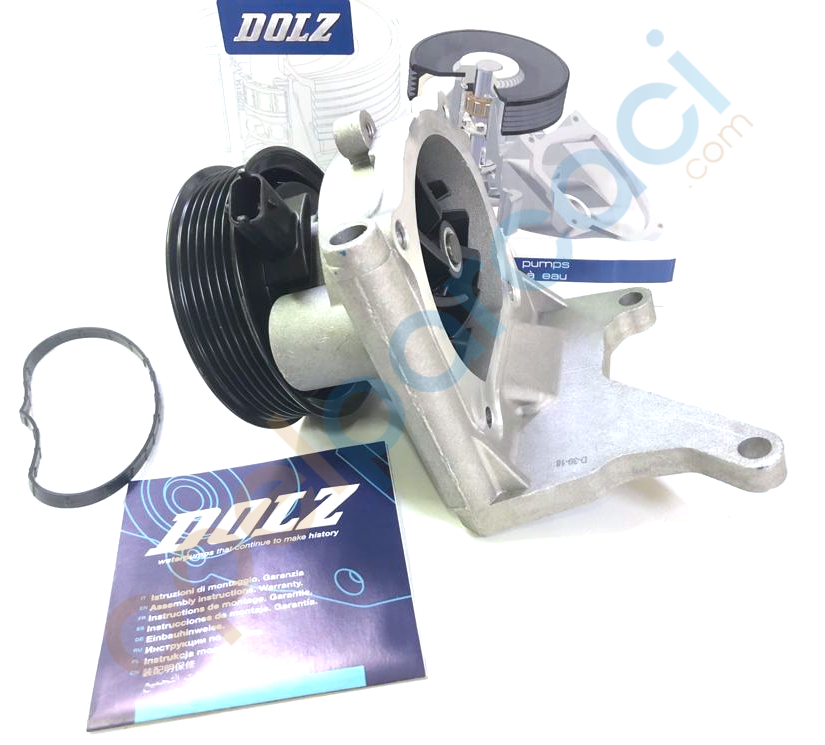 Opel Astra K 1.6 Dizel Devirdaim Su Pompası DOLZ