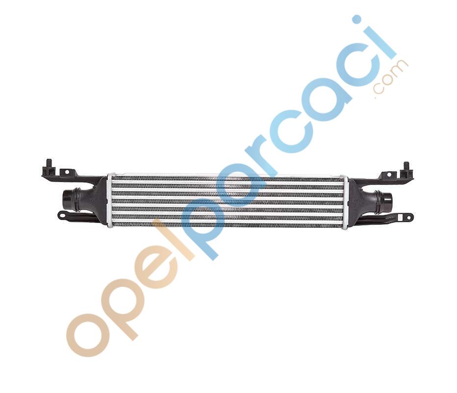 Opel Corsa D Turbo Soğutucu Radyatörü INTERCOOLER 1.3 Dizel Motor