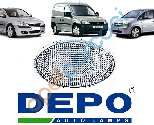 Opel Combo C Çamurluk Sinyali DEPO
