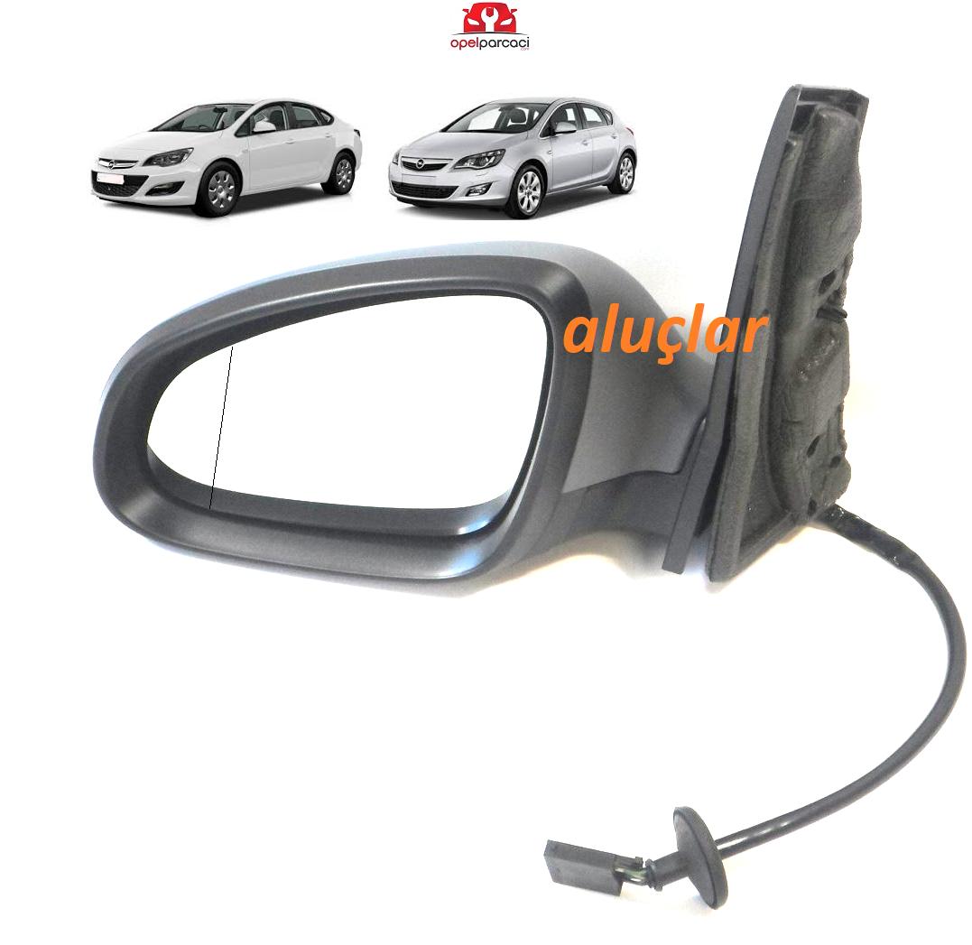 Opel Astra J Dış Dikiz Aynası Sol ITHAL