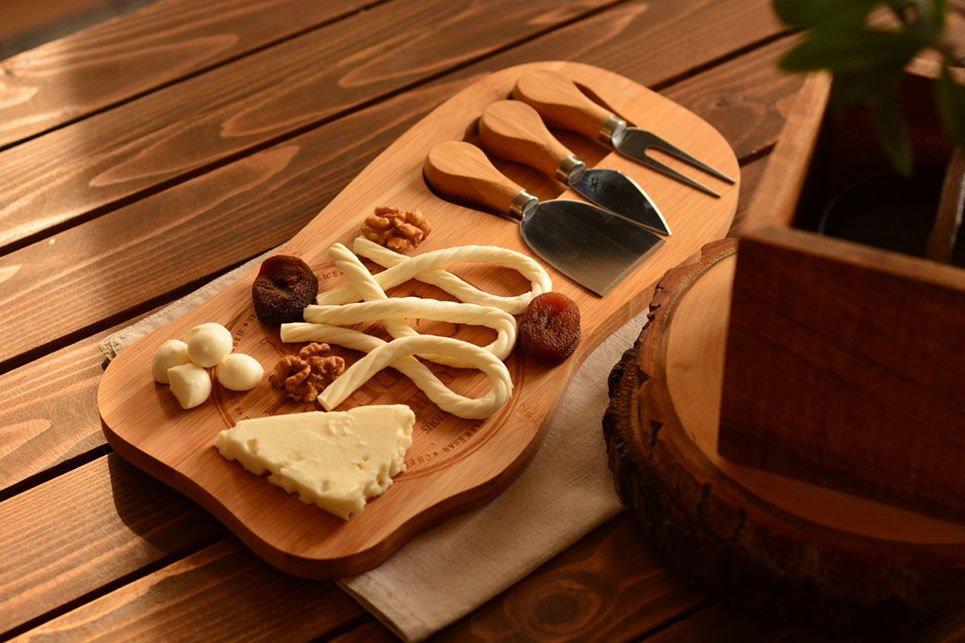 a97e5e0b8fe9a Bambum | Hume 4 Parça Peynir Dünyası Fiyatı | Bambum