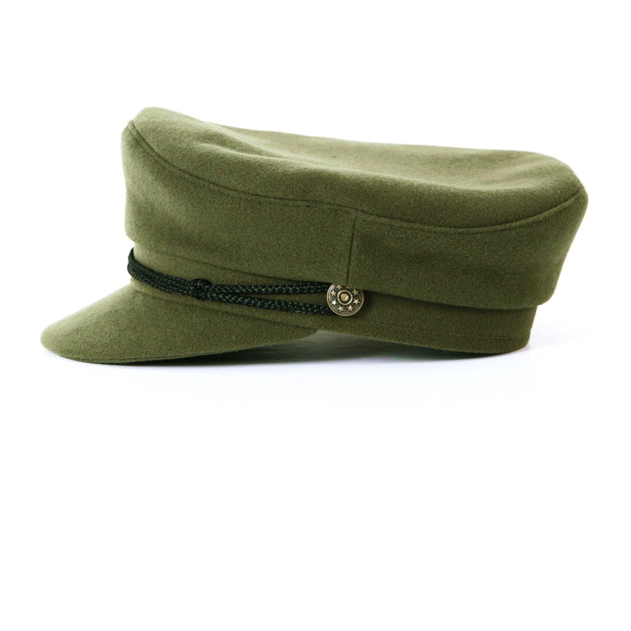 Kap-in - Haki Kasket Kasket Şapka 40,00 TL