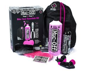 MUC-OFF BIKE CARE ESSENTIALS KIT BİSİKLET TEMİZLEME KİTİ