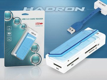 Hadron HD151/60 Ultra Hızlı USB 3.0 Multi Card Reader