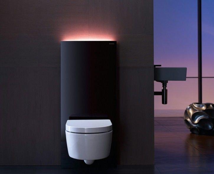 geberit monolith plus rezervuar asma klozet in 114 cm siyah. Black Bedroom Furniture Sets. Home Design Ideas