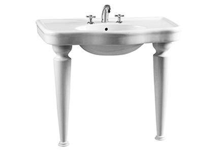 efes konsollu lavabo 100 cm. Black Bedroom Furniture Sets. Home Design Ideas