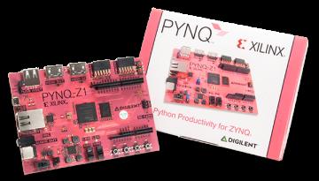 PYNQ-Z1 Python Productivity for Zynq