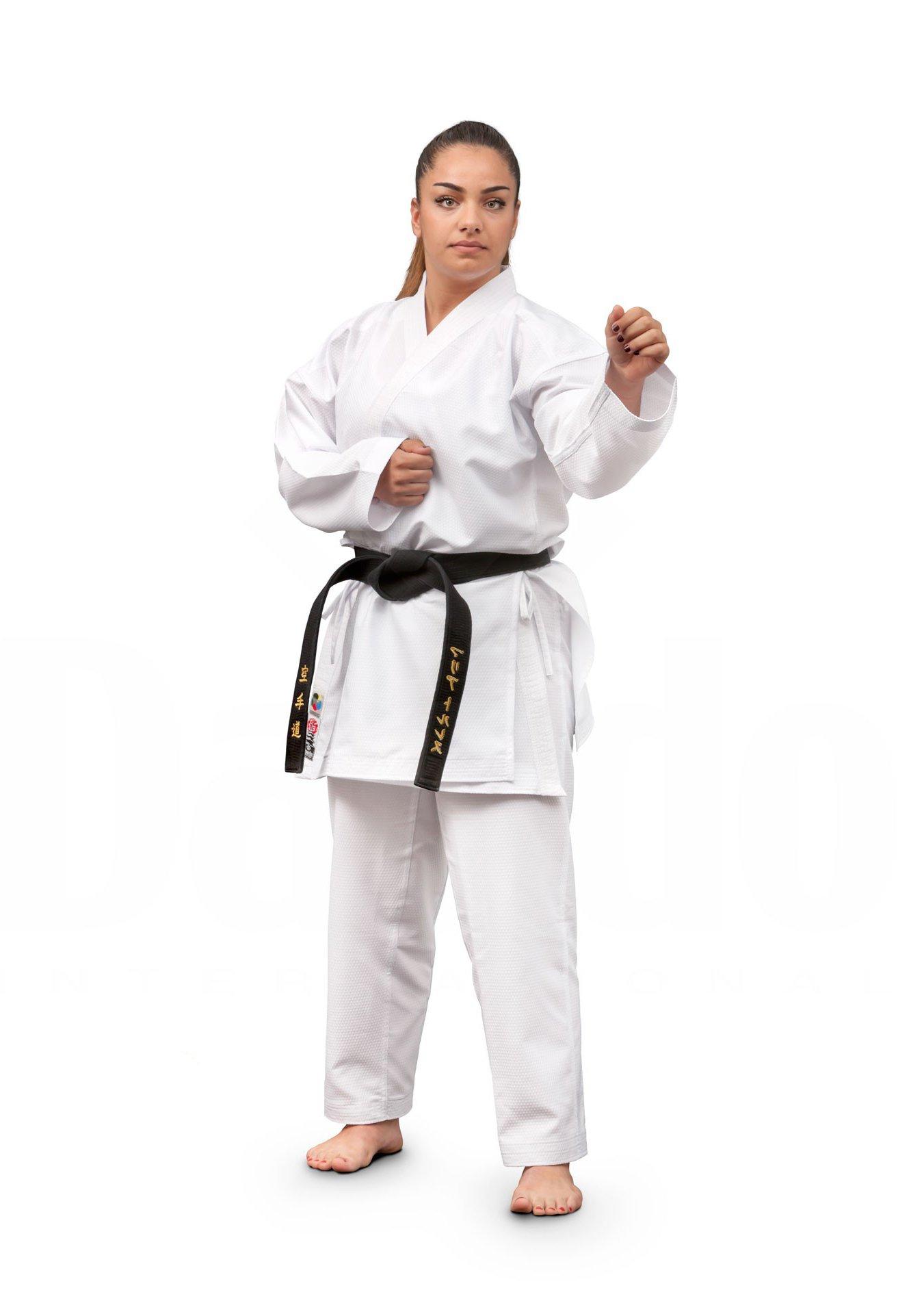 0774ca9fe68b0 Daedo WKF Karate Kumite Elbisesi HASHA