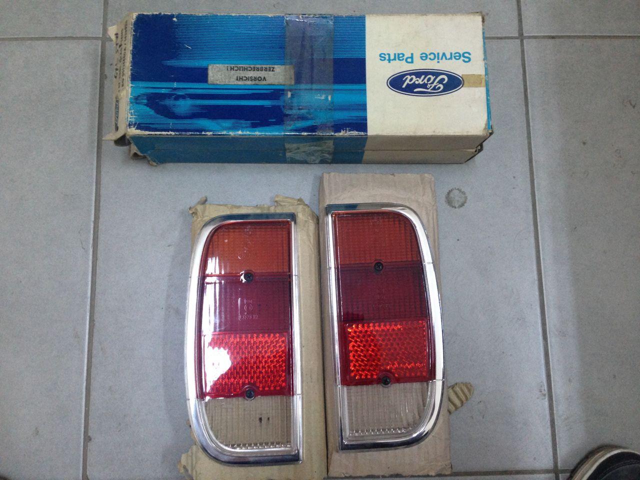 Taunus Gxl Stw Stop Cami Takim Far Sinyal Stop Fomoco Ford Yedek