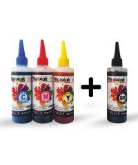 BROTHER 100 ml Mürekkep Kampanyası - 3 Renk alana , SİYAH RENK BEDAVA