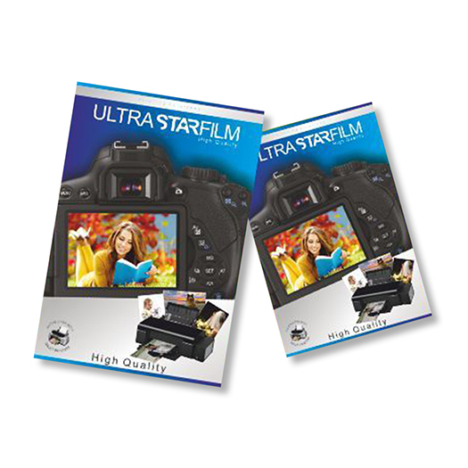 50 adet 15*21 cm Fotoğrafçılara Özel - ULTRA STAR FİLM