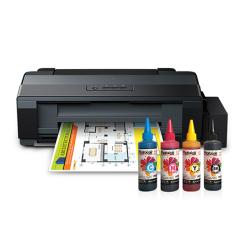 Epson L1300 ITS SÜBLİMASYON 4 Renk Bitmeyen Kartuşlu A3+ Yazıcı