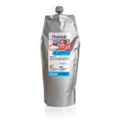 Epson Surecolor F Serileri için 1000 ml MAVİ CYAN Süblimasyon Mürekkep (T-STFP)