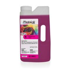 DX5 ve DX7 Kafalar için 1000 ml KIRMIZI MAGENTA Pigment Plotter Mürekkep (T-PND)