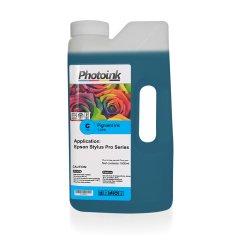 EPSON Stylus Pro için 1000 ml MAVİ CYAN Pigment Plotter Mürekkep (T-EPR)