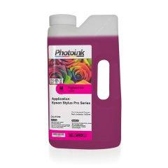 EPSON Stylus Pro için 1000 ml KIRMIZI MAGENTA Pigment Plotter Mürekkep (T-EPR)