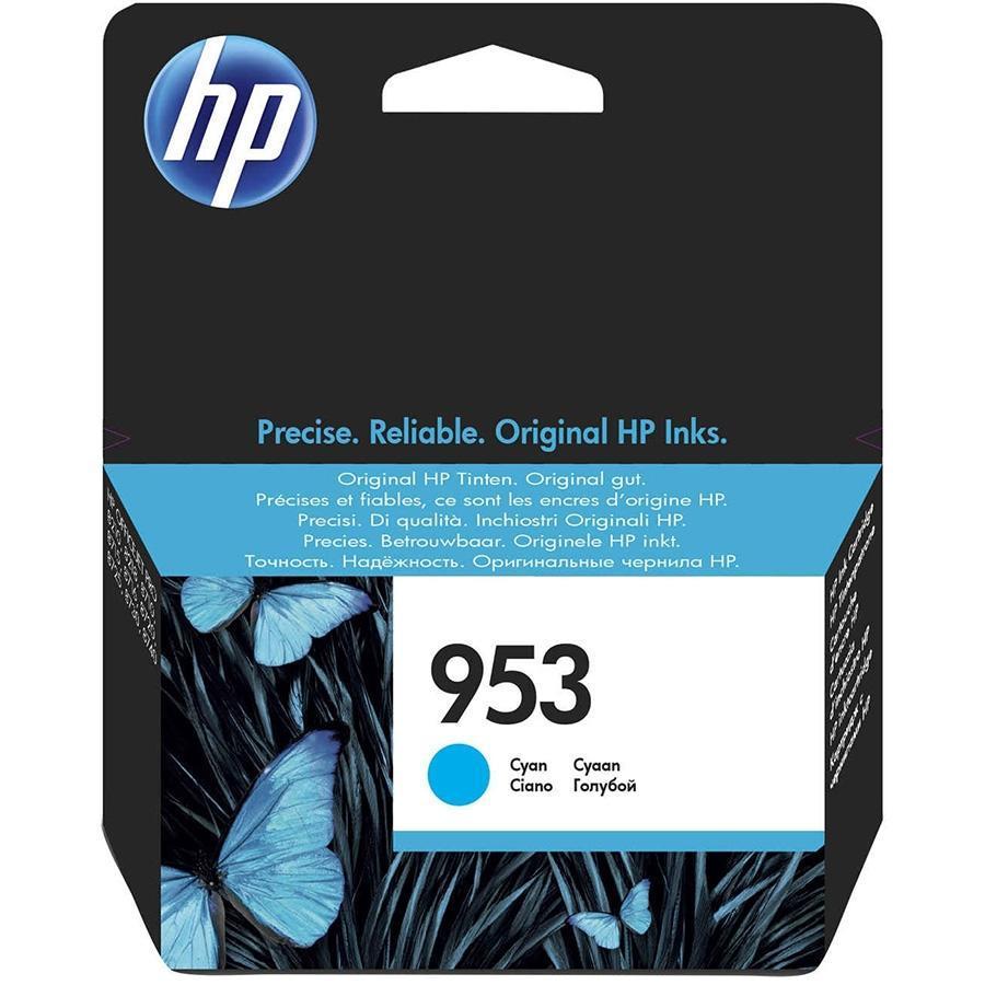 HP 953 Orijinal Mavi Kartuş Bitmeyen Kartuş Sistemine uyumlu OTO RESET ÇİPLİ HP 8720 HP 7720 HP 7740