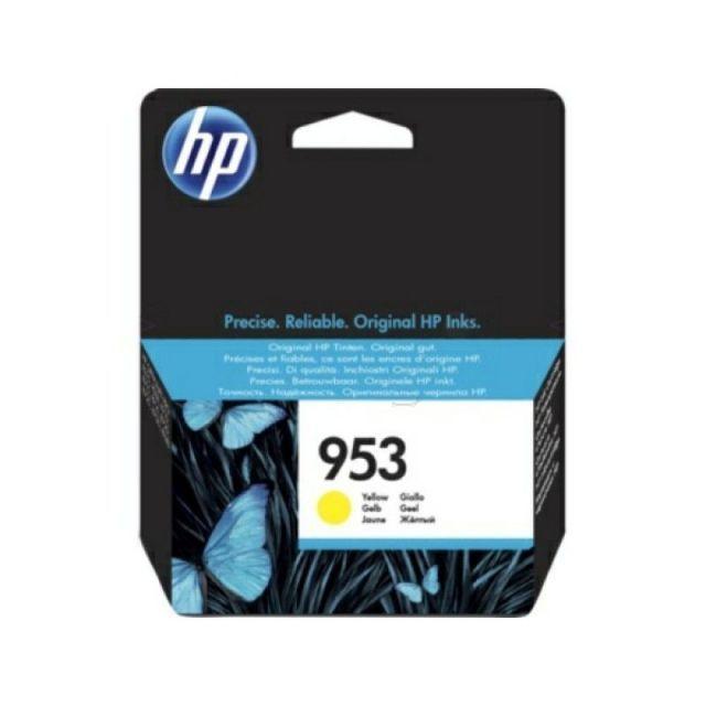 HP 953 Orijinal Sarı Kartuş Bitmeyen Kartuş Sistemine uyumlu OTO RESET ÇİPLİ HP 8720 HP 7720 HP 7740