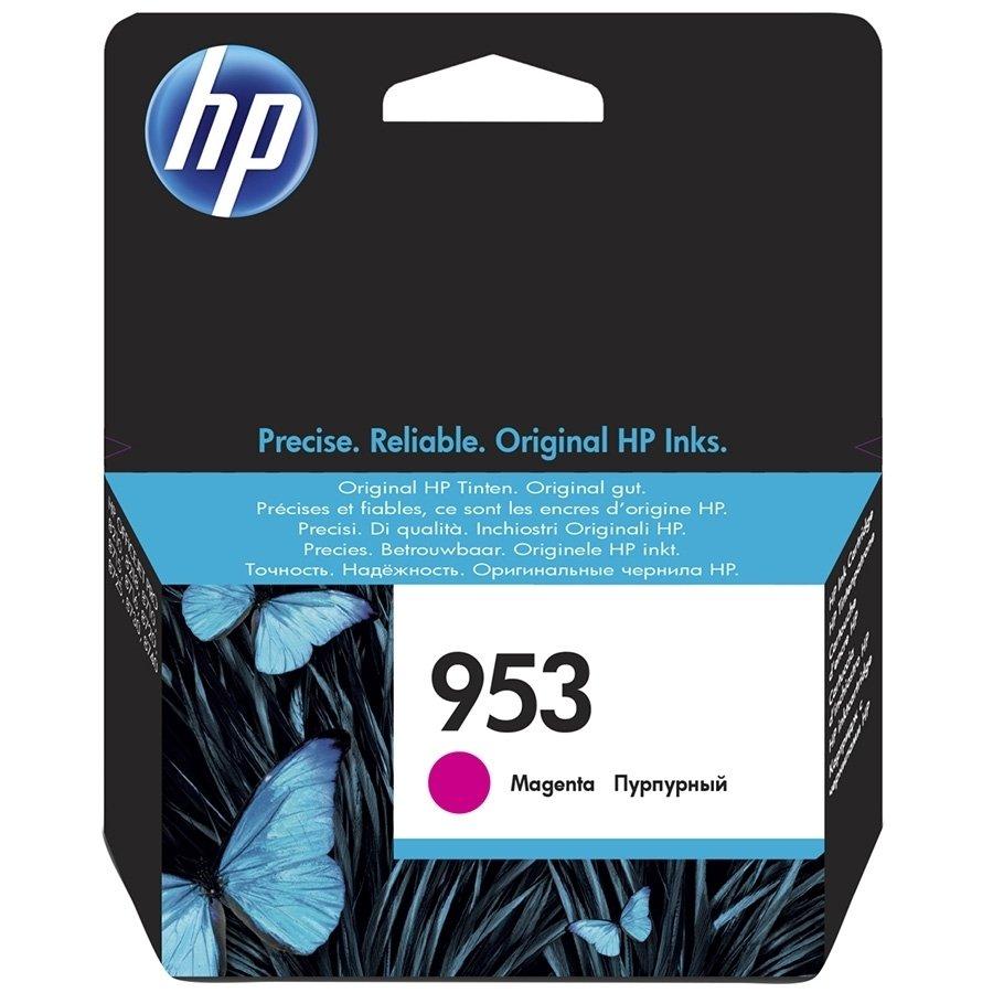 HP 953 Orijinal Kırmızı Kartuş Bitmeyen Kartuş Sistemine uyumlu OTO RESET ÇİPLİ HP 8720 HP 7720 HP 7740